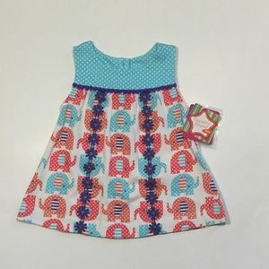 NWT Nursery Rhyme infant dress
